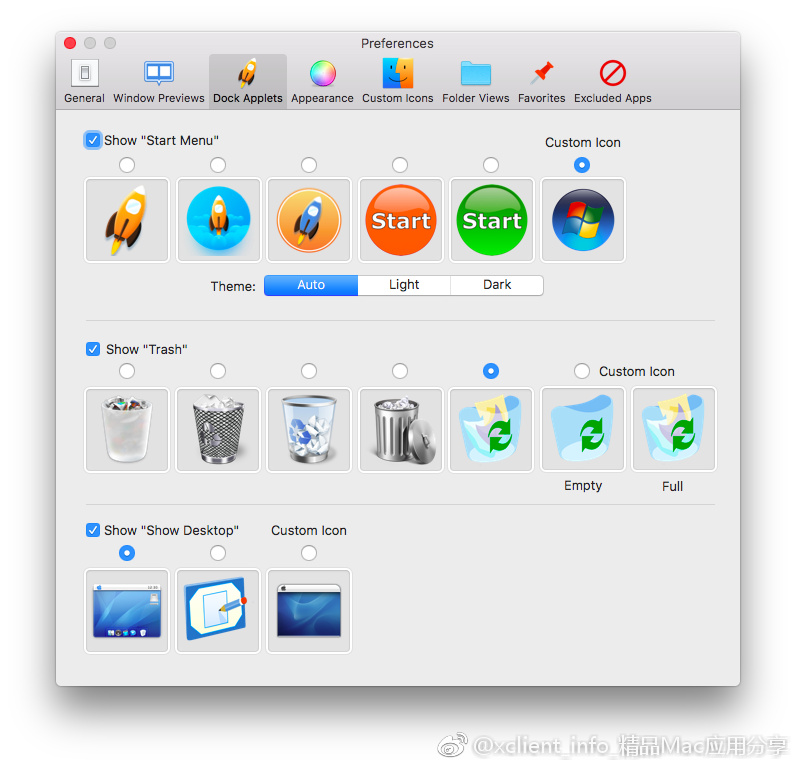 ActiveDock 1.1.12 Dock增强工具