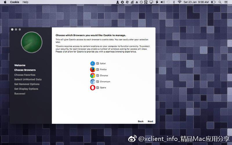 Cookie 6.0.16 浏览器隐私保护