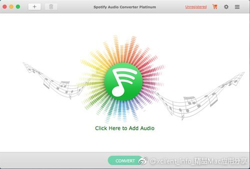 Spotify Audio Converter Platinum 1.2.1 Spotify音乐转换器和DRM移除器