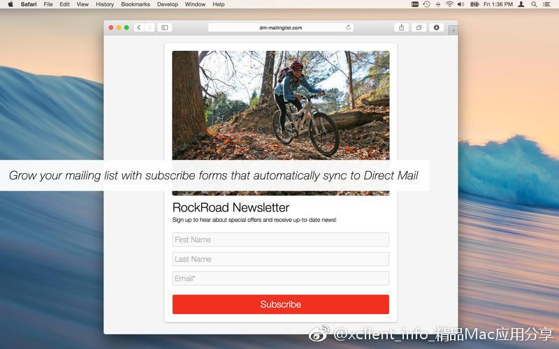 Direct Mail 5.6 邮件发送增强工具