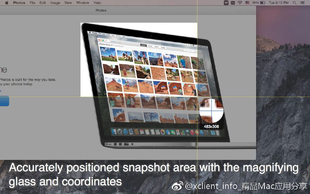 iSnapshot 3.2.0 屏幕截图工具