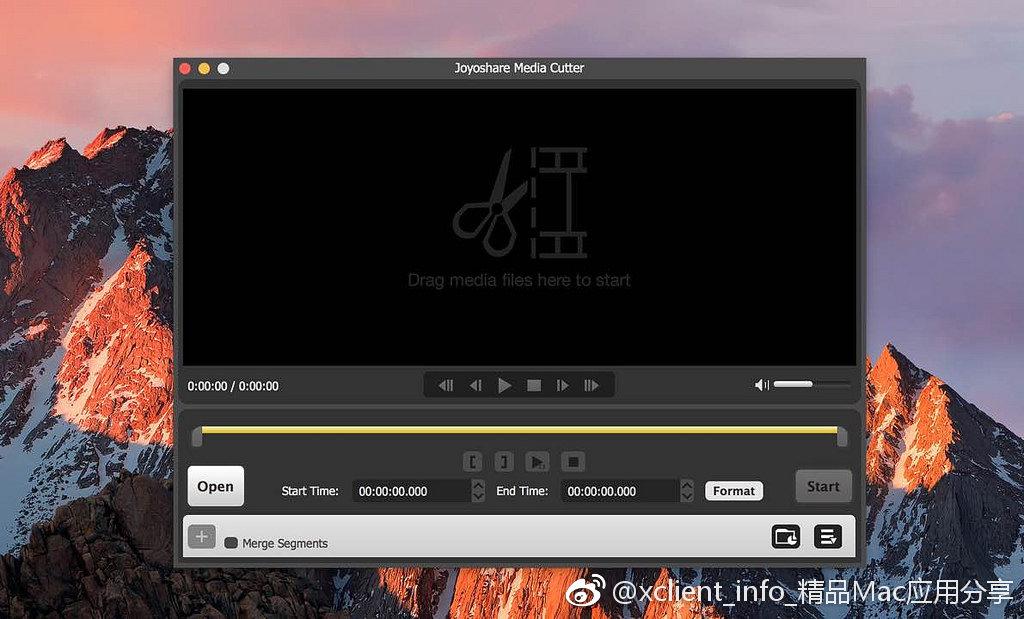 Joyoshare Media Cutter 3.0.1.34 视频剪切编辑应用