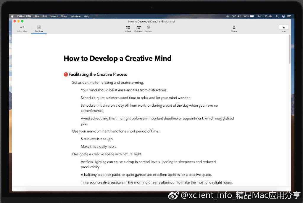 XMind: ZEN 9.1.3 思维导图