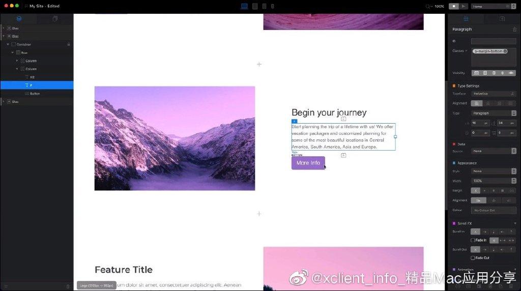 Blocs 3.3.0 优秀的零编码网页开发工具