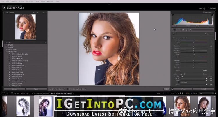 Portraiture 3 Plug-in for Lightroom 3.5.2 build 3522-03 Lightroom磨皮滤镜插件