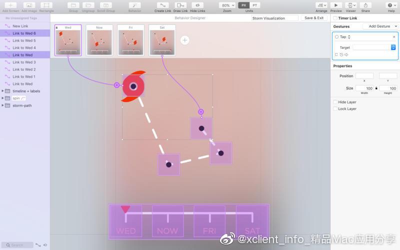 Flinto 26.0.5 交互式设计神器