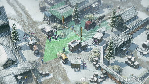 Shadow Tactics: Blades of the Shogun《影子战术:将军之刃》1.1.1