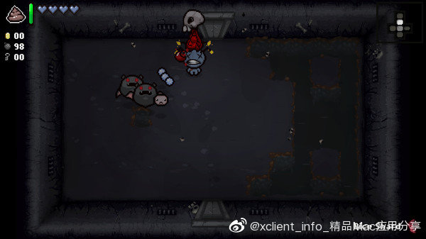 The Binding of Isaac:  Afterbirth+《以撒的结合:胎衣》 1.06.J85