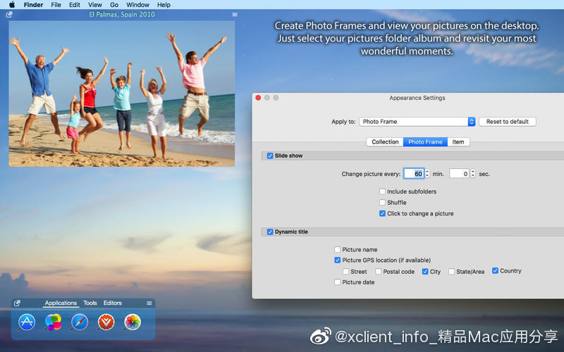 iCollections 5.1.2 桌面图标清理