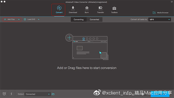 Aimersoft Video Converter Ultimate 11.6.6.1 全能的视频转换软件