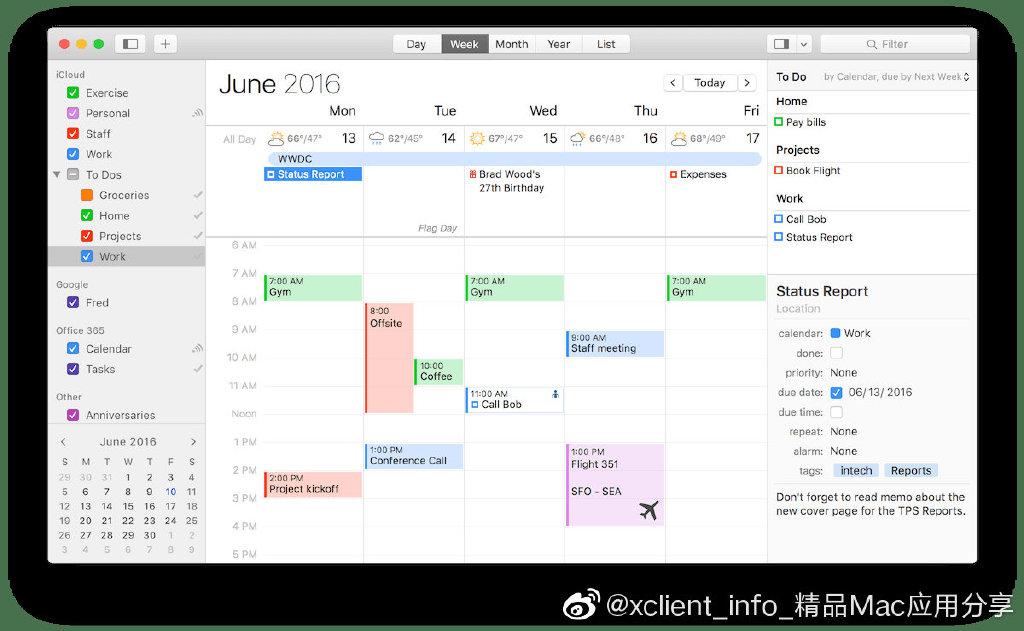 BusyCal 3.12.6.420601 超强任务日历
