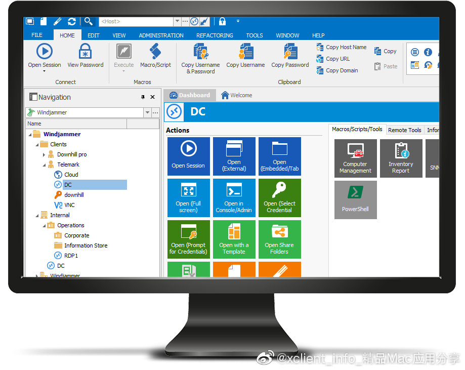 Remote Desktop Manager Enterprise 2020.3.3.0 远程控制