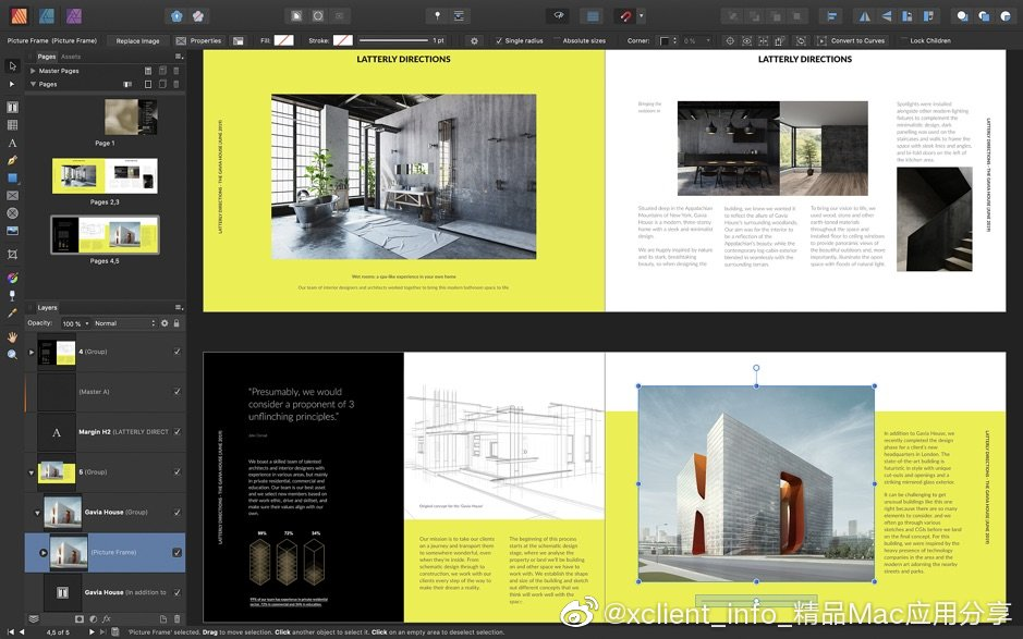 Affinity Publisher 1.7.2 版面设计软件