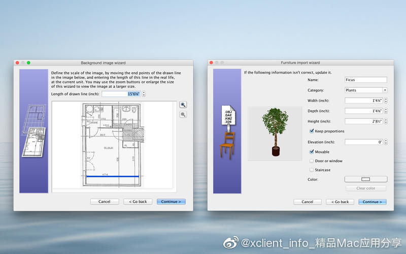 Sweet Home 3D 6.4.5 3D室内设计软件