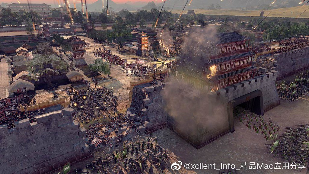 Total War: THREE KINGDOMS《全面战争:三国》1.0