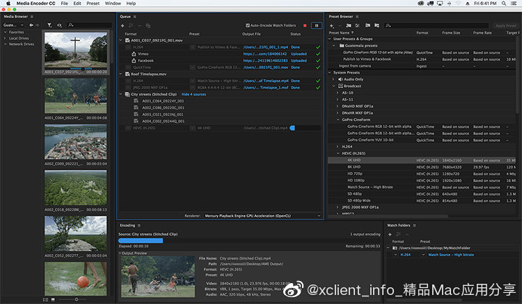 Adobe Media Encoder 2020 v14.3.2 CR2