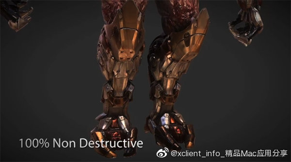Allegorithmic Substance Painter 2019.3.1 3D设计绘图