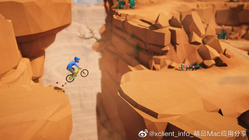 Lonely Mountains: Downhill 1.0.0 自行车模拟游戏