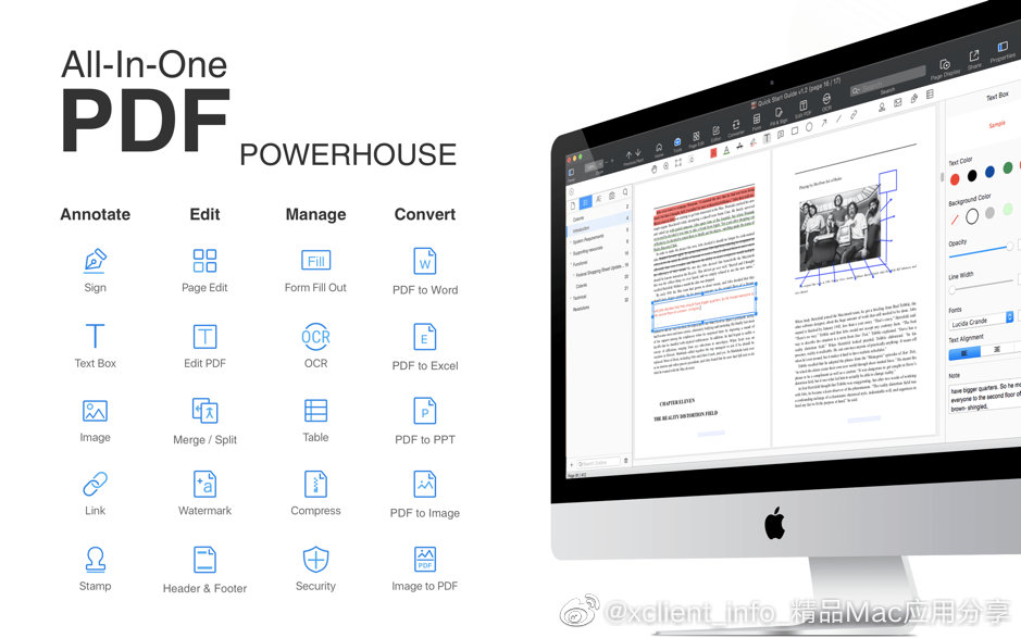 PDF Reader Pro 2.8.2.3 PDF 文档阅读编辑批注