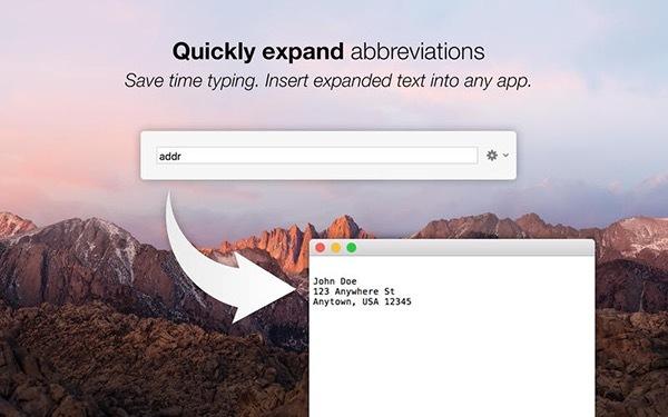 QuickKey 2.1 文本快速替换输入工具