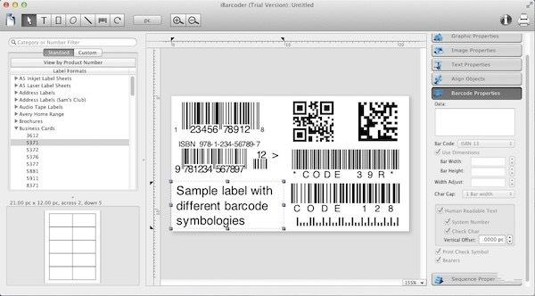 iBarcoder 3.11.5 条码生成软件