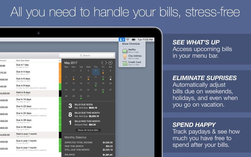 Chronicle 9.1.0 优秀的财务管理工具