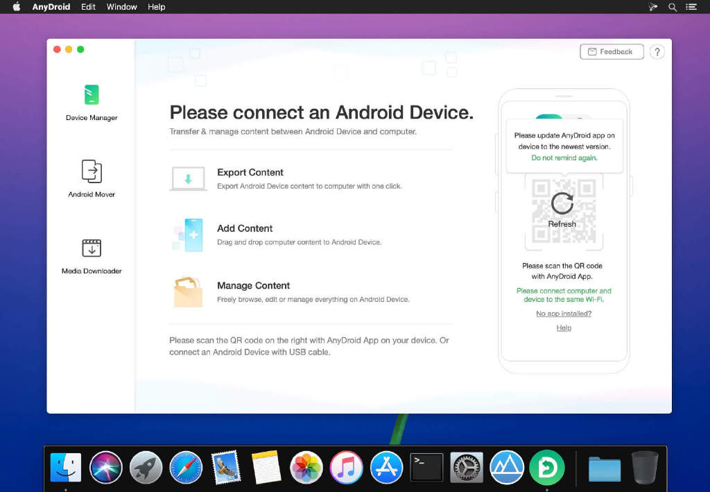 AnyDroid 7.3.0.20200909 全能Android管理器