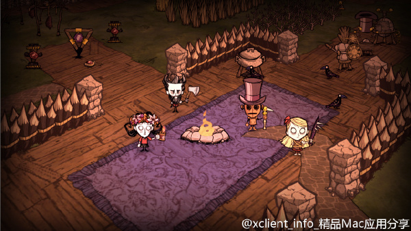 Dont Starve Together(饥荒:多人版)
