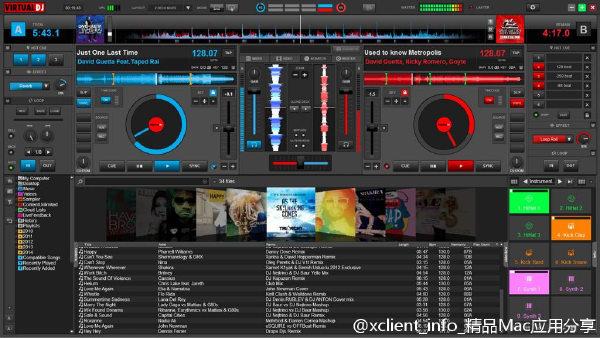 Virtual DJ 8.2.3624 专业级DJ混音软件