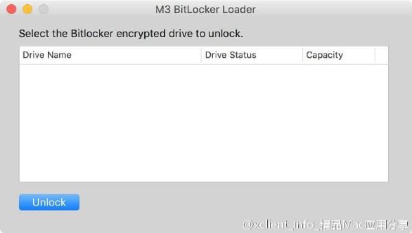 M3 BitLocker Loader 2.9 加密磁盘读取工具