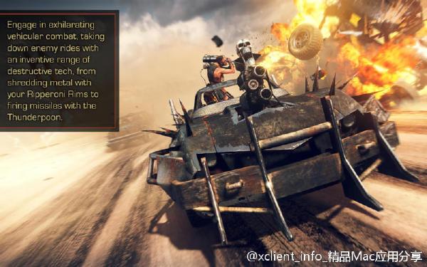 疯狂的麦克斯(Mad Max)1.0