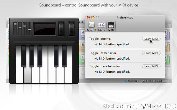 Soundboard 2.2.2 现场演出播放程序
